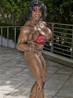 Free Big Boobs Bodybuilder Porn Pictures