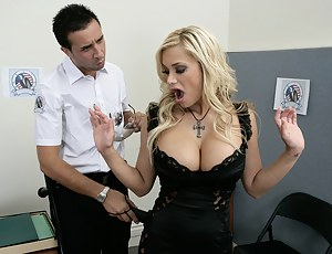 Free Big Boobs Police Porn Pictures