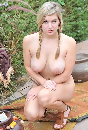 Free Big Boobs Pigtails Porn Pictures