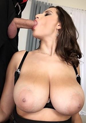 Free Big Boobs Blowjob Porn Pictures