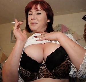 Free Big Boobs Smoking Porn Pictures